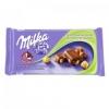 Шоколад «Милка с цельным фундуком»