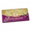 Шоколад «Бабаевский с изюмом»