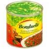 Горошек зелёный «Бондюэль» с морковью в кубиках